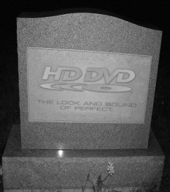 R.I.P HD-DVD